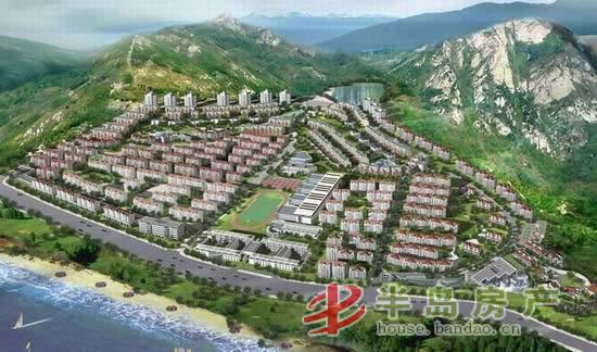 新楼盘 新楼推荐  40万平米绿色生态社区滨海高尚社区----山水名园