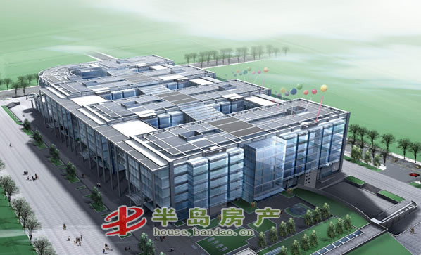 物业类型:写字楼 地址:崂山区青岛市崂山区会展中心西侧  开发商