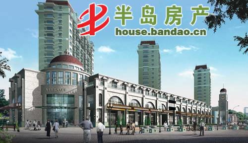 """天福绿洲-青岛房产新楼盘-半岛房产""""在青岛买房上半岛网!"""";"""