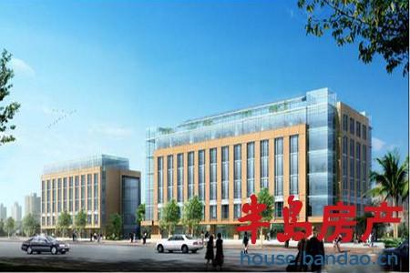 """嘉尚青庭服务公寓-青岛房产新楼盘-半岛房产""""在青岛上"""