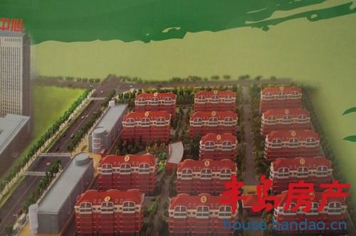 """景润花园-青岛房产新楼盘-半岛房产""""在青岛买房上半岛"""