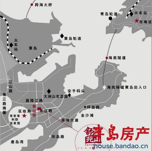 """区位图.jpg楼盘相册-青岛房产新楼盘-半岛房产""""在青岛"""