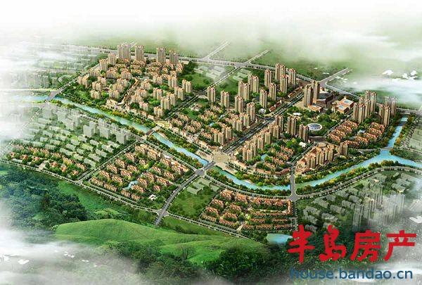 """中南世纪锦城-青岛房产新楼盘-半岛房产""""在青岛买房上"""