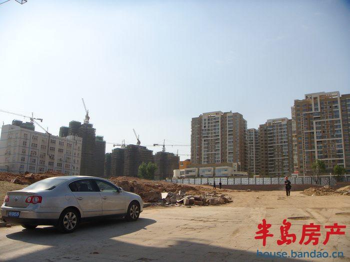 """青建太阳岛楼盘相册-青岛房产新楼盘-半岛房产""""在青岛"""