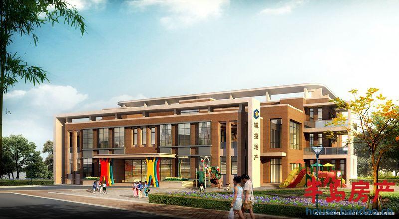 """幼儿园楼盘相册-青岛房产新楼盘-半岛房产""""在青岛买房"""
