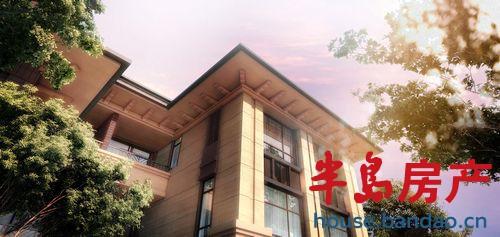 龙湖滟澜海岸叠墅楼盘相册-青岛房产新楼盘-半岛房