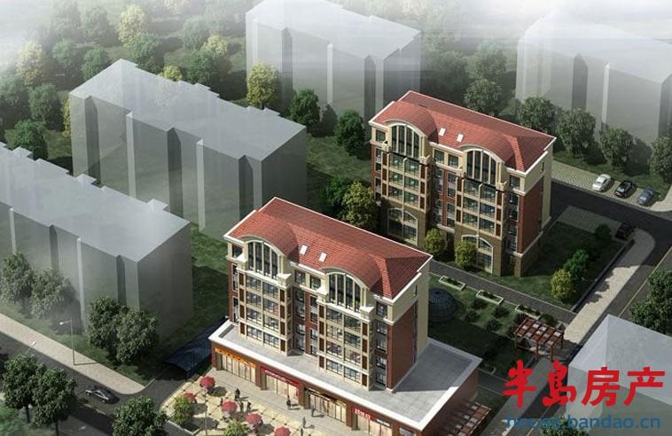 """鸿润嘉园-青岛房产新楼盘-半岛房产""""在青岛买房上半岛"""