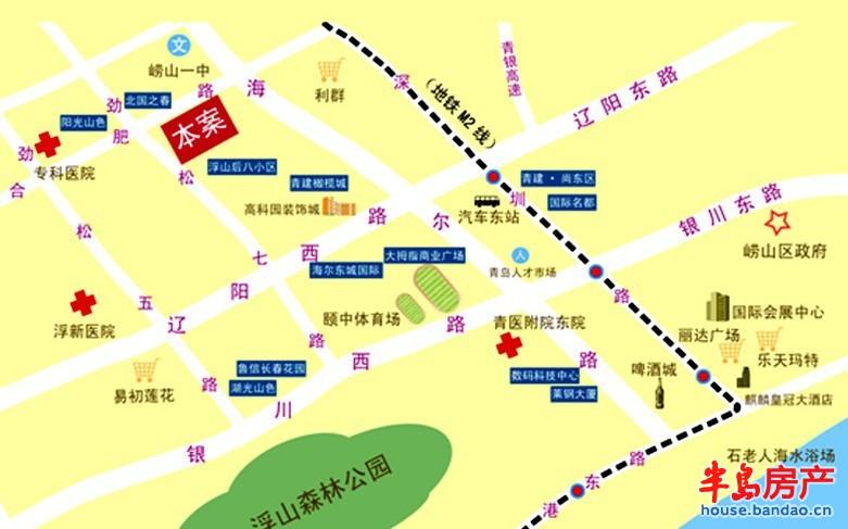 """楼盘相册-开泰锦城-青岛房产图片-半岛房产""""在青岛上!"""