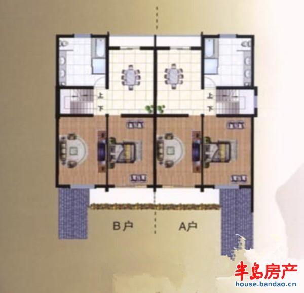 房屋平面图构造设计图