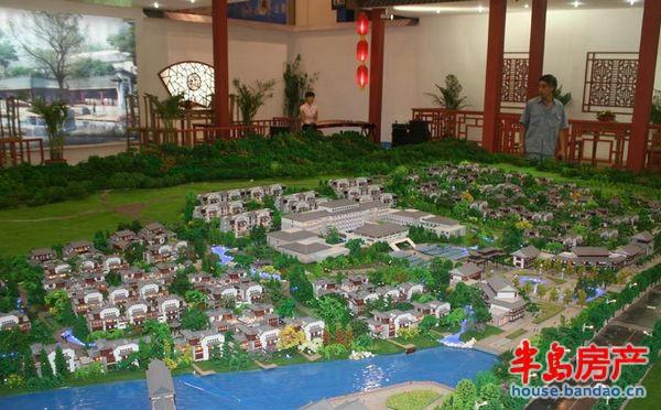 """长水山庄实景图-青岛房产新楼盘-半岛房产""""在青岛买房"""